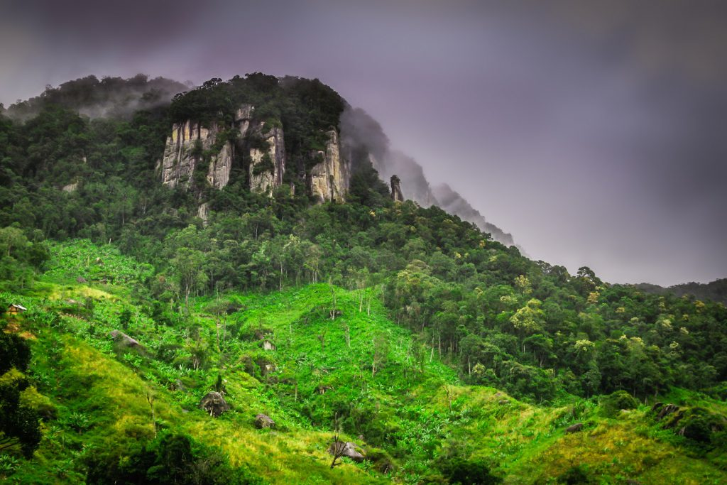 Mountain in Madagascar