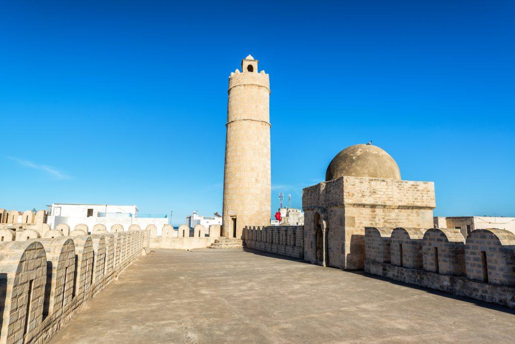 The Ribat in Sousse, Tunisia